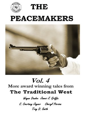 cover image of Peacemakers Volume 4