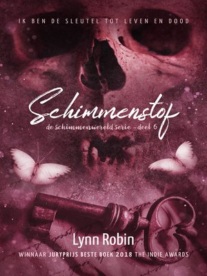 cover image of Schimmenstof