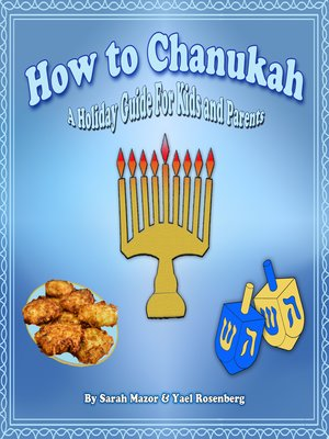 cover image of How to Chanukah