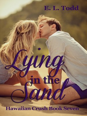 cover image of Lying in the Sand (Hawaiian Crush #7)