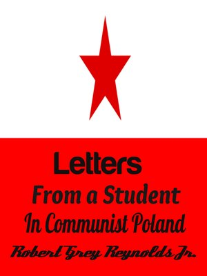 cover image of Letters From a Student In Communist Poland