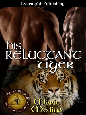 cover image of His Reluctant Tiger
