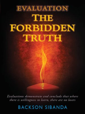 cover image of Evaluation the Forbidden Truth