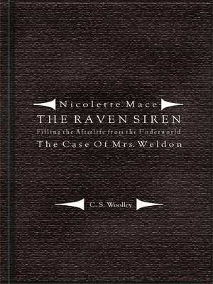 cover image of Nicolette Mace