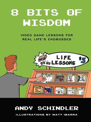 cover image of 8 Bits of Wisdom
