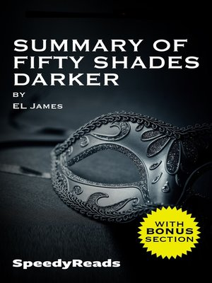 cover image of Summary of Fifty Shades Darker by EL James