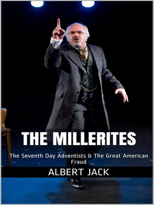 cover image of The Millerites