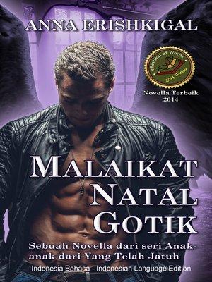cover image of Malaikat Natal Gotik