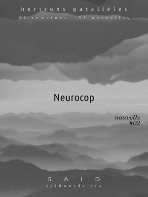 cover image of Neurocop