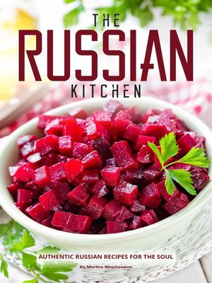 cover image of The Russian Kitchen