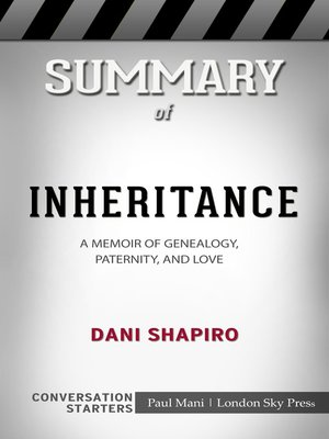 cover image of Summary of Inheritance
