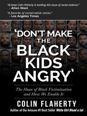 cover image of 'Don't Make the Black Kids Angry