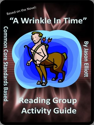 cover image of A Wrinkle In Time Reading Group Activity Guide