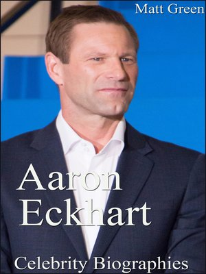 cover image of Aaron Eckhart