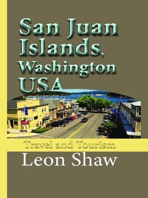 cover image of San Juan Islands, Washington USA