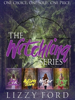cover image of The Witchling Series