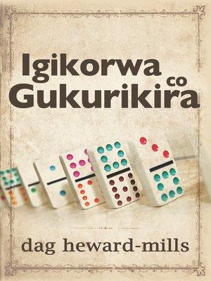 cover image of Igikorwa co Gukurikira