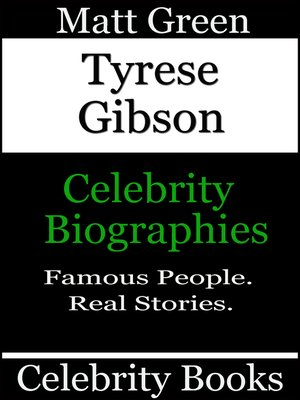 cover image of Tyrese Gibson