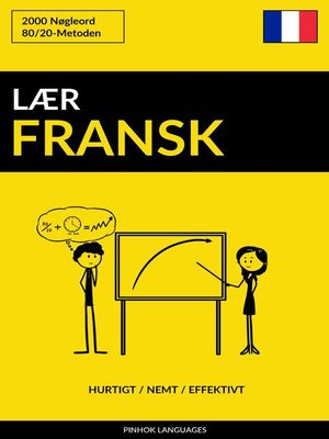 cover image of Lær Fransk