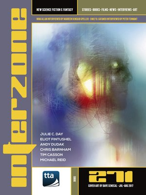 cover image of Interzone #271 (July-August 2017)