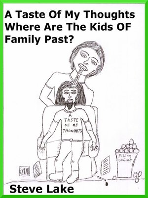 cover image of A Taste of My Thoughts Where Are the Kids of Family Past?