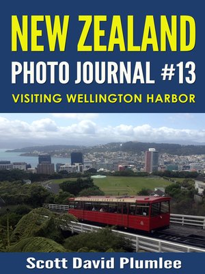 cover image of New Zealand Photo Journal #13