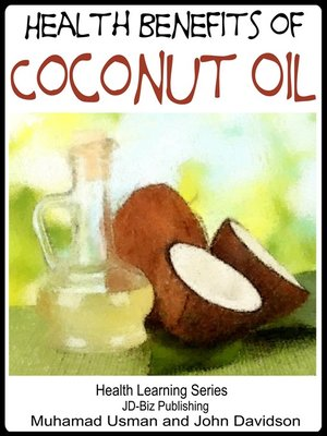 cover image of Health Benefits of Coconut Oil