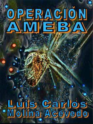 cover image of Operación Ameba