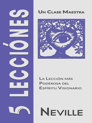cover image of 5 LECCIÓNES
