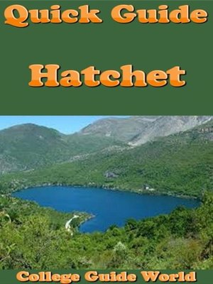 cover image of Hatchet