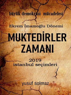 cover image of Muktedirler Zamanı