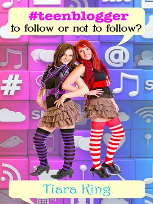 cover image of #teenblogger