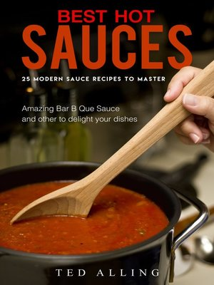 cover image of Best Hot Sauces