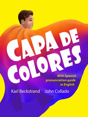 cover image of Capa de colores