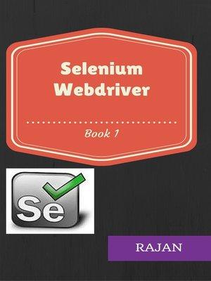 Selenium Webdriver Ebook