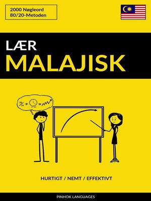 cover image of Lær Malajisk