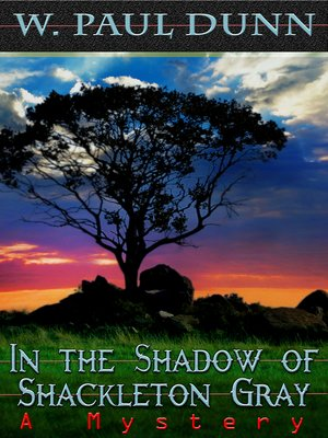 cover image of In the Shadow of Shackleton Gray