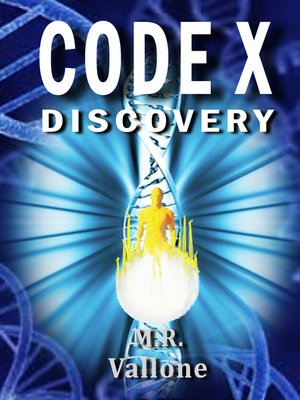 cover image of Code X Discovery