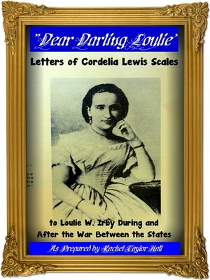 "cover image of ""Dear Darling Loulie"""