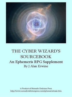 cover image of The Cyber Wizard's Sourcebook