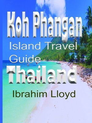 cover image of Koh Phangan Island Travel Guide, Thailand