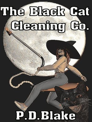 cover image of The Black Cat Cleaning Co.