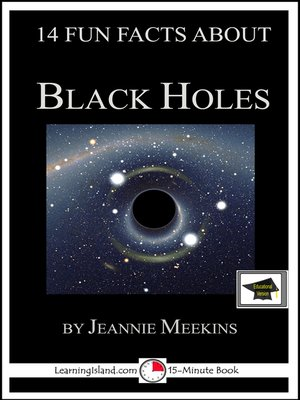 cover image of 14 Fun Facts About Black Holes