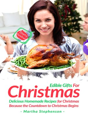 cover image of Edible Gifts for Christmas