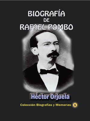 cover image of Biografía de Rafael Pombo