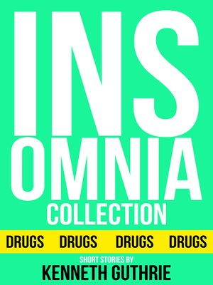 cover image of The Insomnia Collection (Stories 1-4)