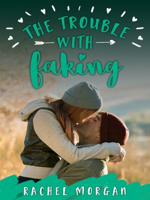 cover image of The Trouble with Faking