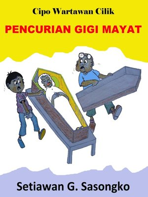 cover image of Cipo Wartawan Cilik