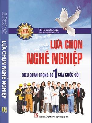 cover image of LỰA CHỌN NGHỀ NGHIỆP điều quan trọng số 1 của cuộc đời