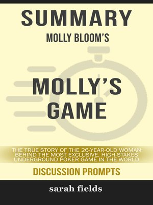 cover image of Summary of Molly's Game
